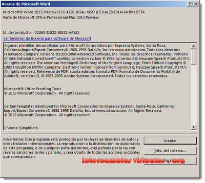activador office 2010 professional plus 64 bits